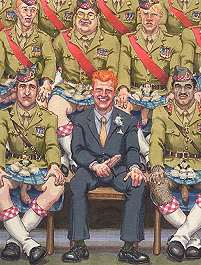 Harry and the Kiltsmen