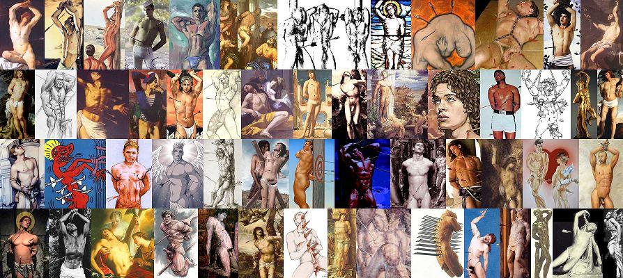 Erotic art through history